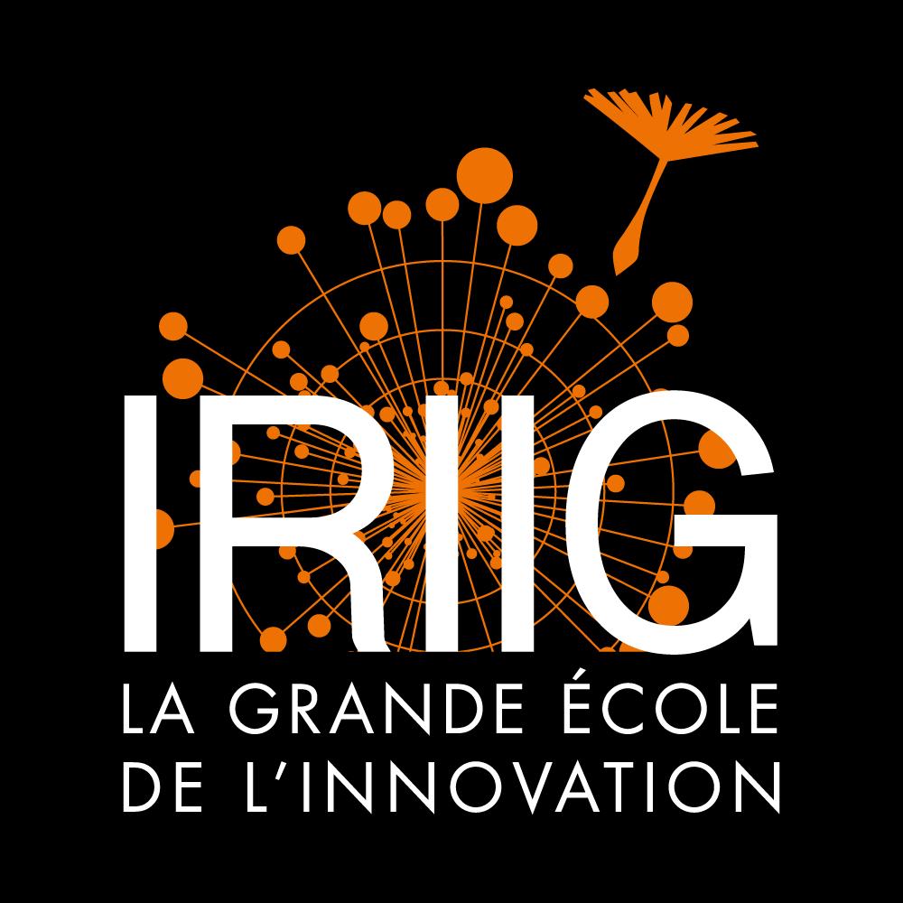 Logo d'IRIIG école d'innovation