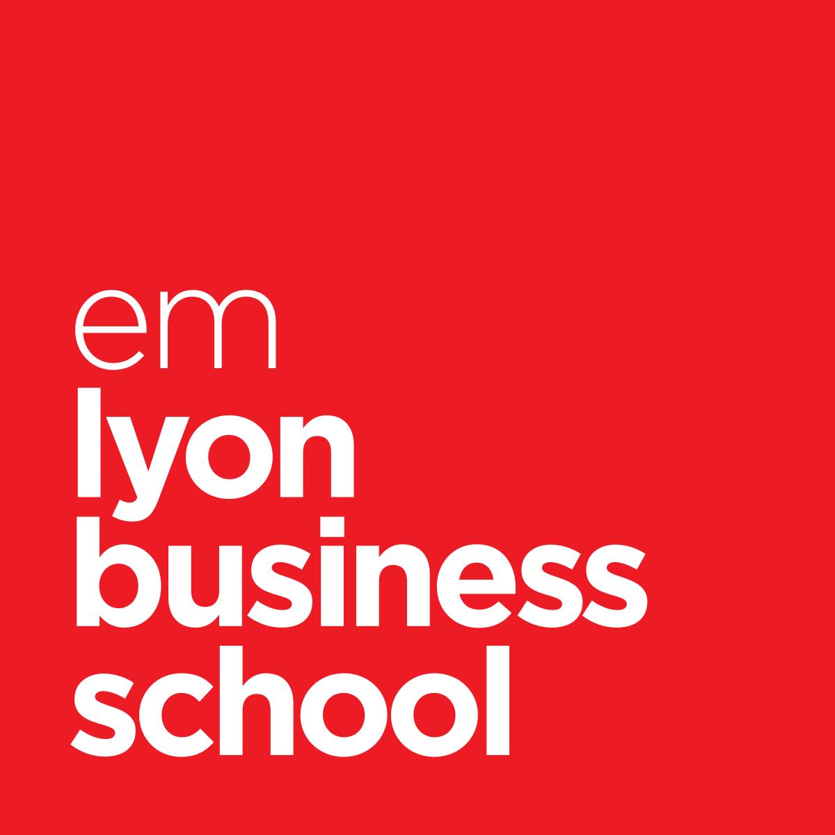 Logo de l'EM Lyon