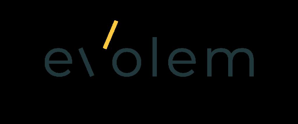 Logo Evolem sur fond transparent au format png