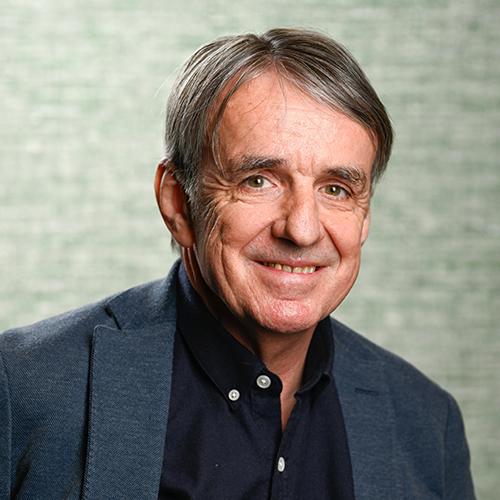 Portrait de Bruno Rousset